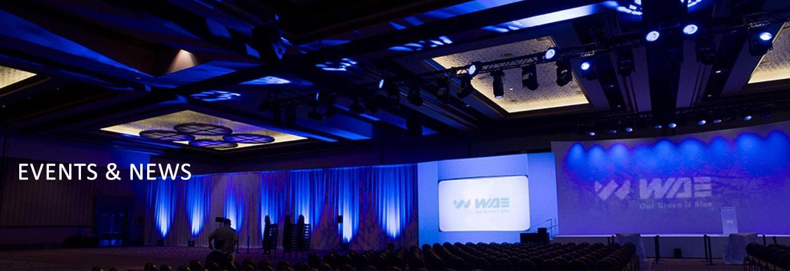 WAE | Event