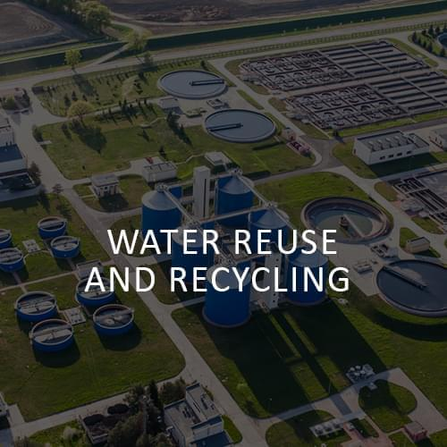 WAE | Water reuse and recycling