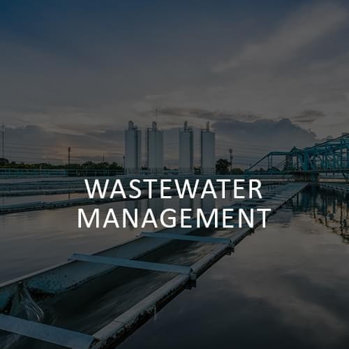 WAE | Wastewater management