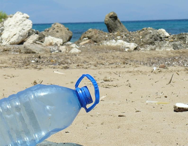 Say no to bottled water